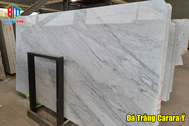 Điểm đặc biệt của đá Marble màu trắng