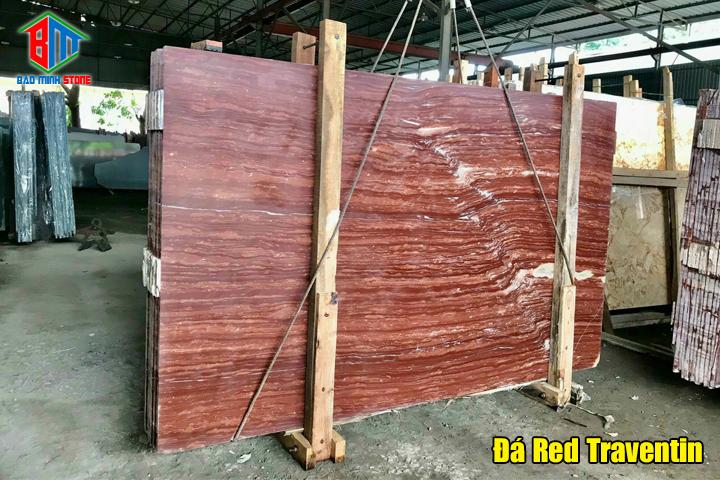 Đặc tính của đá Marble đỏ
