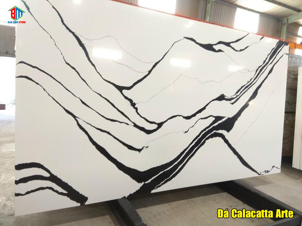 Đá nhân tạo Calacatta Arte cao cấp