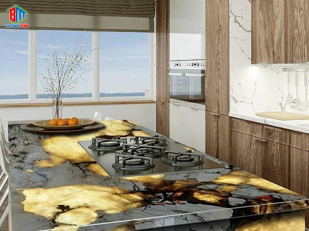 Những tiêu chí đánh giá đá ốp bàn bếp đẹp