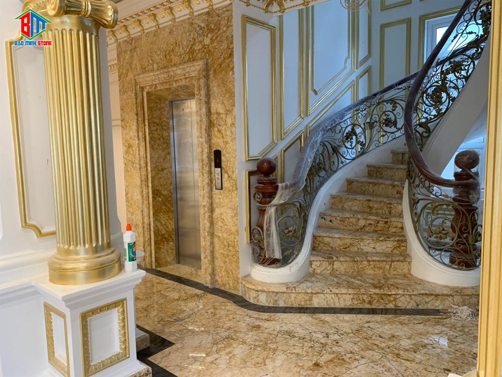 Lý do nên chọn đá ốp cầu thang tại Bảo Minh Stones