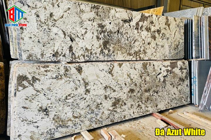 Đá granite màu trắng Ấn Độ