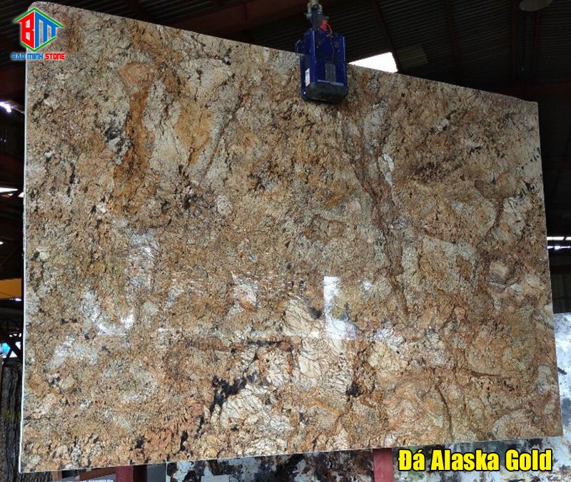 Vì sao nên mua đá hoa cương Granite vàng tại Bảo Minh Stones?
